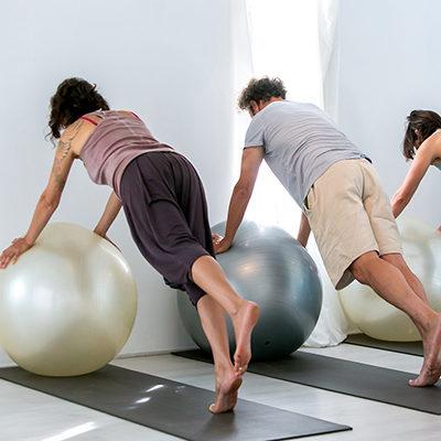 Plank Ball